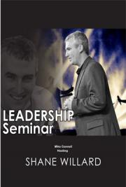 Leadership Seminar (hosting Shane Willard)