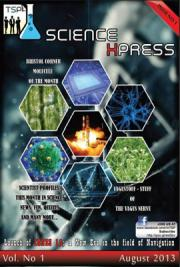 TSP Science Xpress - Issue #1