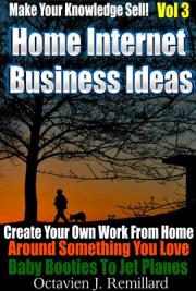 Home Internet Business Ideas