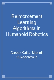 Reinforcement Learning Algorithms in Humanoid Robotics