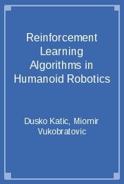 Reinforcement Learning Algorithms in Humanoid Robotics
