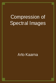 Compression of Spectral Images