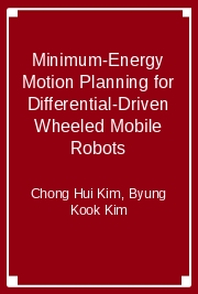 Minimum-Energy Motion Planning for Differential-Driven Wheeled Mobile Robots