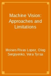 Machine Vision: Approaches and Limitations