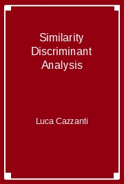 Similarity Discriminant Analysis