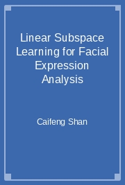Linear Subspace Learning for Facial Expression Analysis