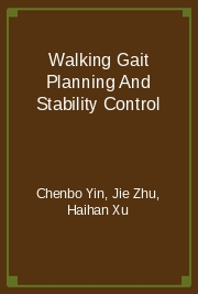 Walking Gait Planning And Stability Control