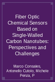 Fiber Optic Chemical Sensors Based on Single-Walled Carbon Nanotubes: Perspectives and Challenges