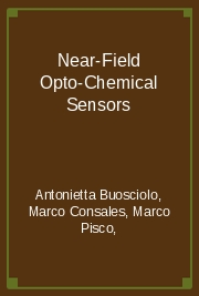 Near-Field Opto-Chemical Sensors