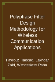 Polyphase Filter Design Methodology for Wireless Communication Applications
