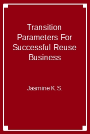 Transition Parameters For Successful Reuse Business