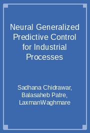 Neural Generalized Predictive Control for Industrial Processes