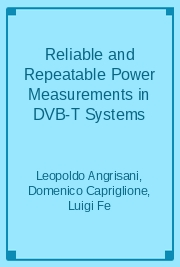 Reliable and Repeatable Power Measurements in DVB-T Systems
