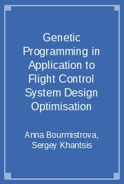 Genetic Programming in Application to Flight Control System Design Optimisation