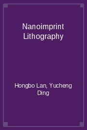 Nanoimprint Lithography
