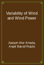 Variability of Wind and Wind Power