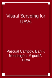 Visual Servoing for UAVs