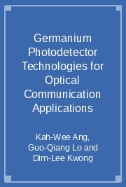 Germanium Photodetector Technologies for Optical Communication Applications