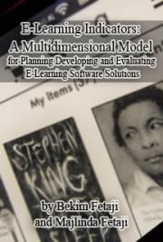 E-Learning Indicators: A Multidimensional Model For Planning Developing And Evaluating E-Learning Software Solutions