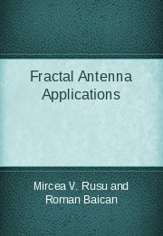 Fractal Antenna Applications