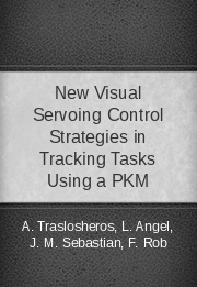 New Visual Servoing Control Strategies in Tracking Tasks Using a PKM