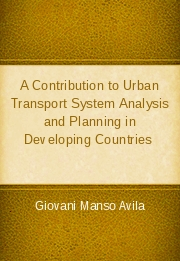 A Contribution to Urban Transport System Analysis and Planning in Developing Countries