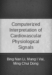 Computerized Interpretation of Cardiovascular Physiological Signals