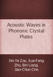 Acoustic Waves in Phononic Crystal Plates