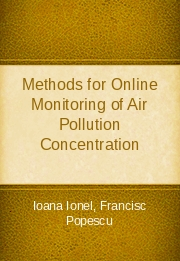 Methods for Online Monitoring of Air Pollution Concentration
