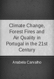 Climate Change, Forest Fires and Air Quality in Portugal in the 21st Century