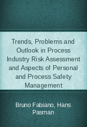 Trends, Problems and Outlook in Process Industry Risk Assessment and Aspects of Personal and Process Safety Management