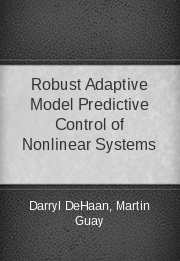 Robust Adaptive Model Predictive Control of Nonlinear Systems