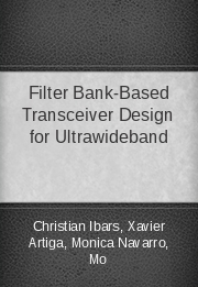 Filter Bank-Based Transceiver Design for Ultrawideband