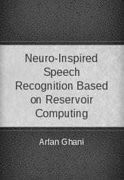 Neuro-Inspired Speech Recognition Based on Reservoir Computing