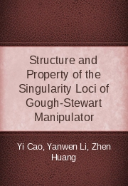 Structure and Property of the Singularity Loci of Gough-Stewart Manipulator