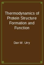 Thermodynamics of Protein Structure Formation and Function