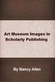 Art Museum Images in Scholarly Publishing