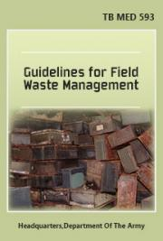 Guidelines for Field Waste Management