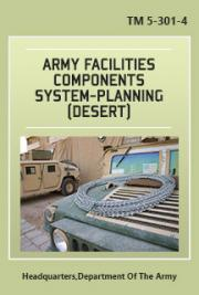 Army Facilities Components System - Planning (Desert)