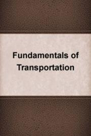 Fundamentals of Transportation