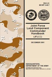 Joint Force Land Component Commander Handbook