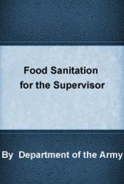 Food Sanitation for the Supervisor