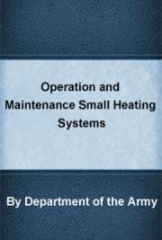 Operation and Maintenance Small Heating Systems