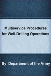 Multiservice Procedures for Well-Drilling Operations