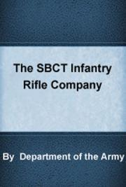 The SBCT Infantry Rifle Company
