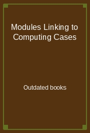 Modules Linking to Computing Cases