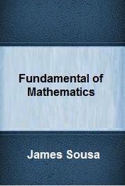 Derived copy of Fundamentals of Mathematics