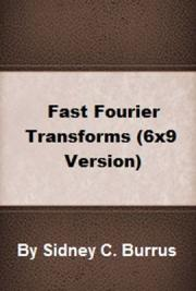 Fast Fourier Transforms (6x9 Version)