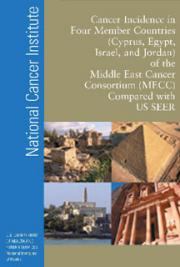 Cancer Incidence in Four Member Countries (Cyprus, Egypt, Israel, and Jordan) of the Middle East Can