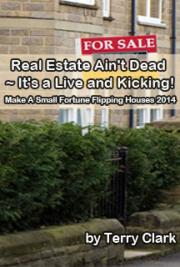 Real Estate Ain't Dead  It's a Live and Kicking! Make a Small Fortune Flipping Houses 2014